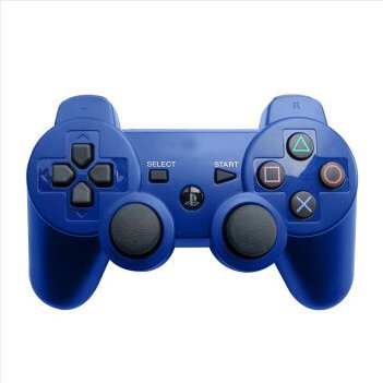 PlayStation 3 Dualshock 3 Wireless Controller - Blue