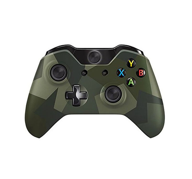 Special Edition Camouflage Wireless Controller for Microsoft Xbox One