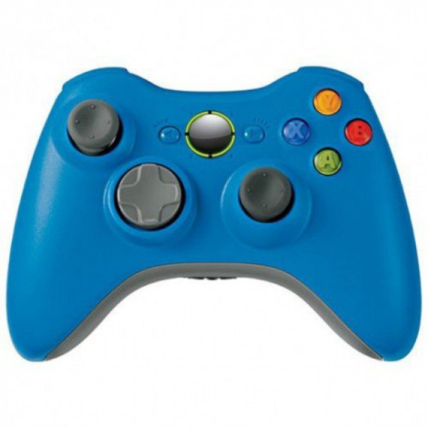 Wireless Controller for Windows & Xbox 360 Console - Blue