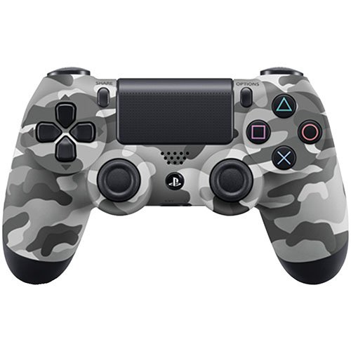 DualShock 4 Wireless Bluetooth Controller for PlayStation4 - Urban Camouflage