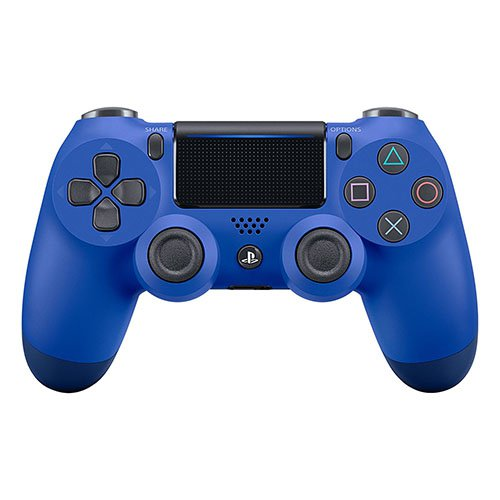 DualShock 4 Wireless Controller for Sony PlayStation 4 - Blue