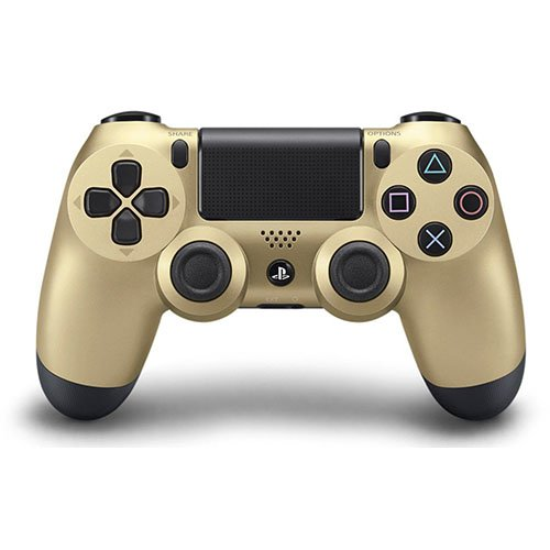 Dualshock 4 Wireless Controller For Playstation 4 - Gold Rare
