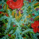 """Spring Rush"" ~ giclee print  of original oil painting"