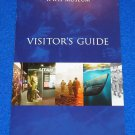 NATIONAL WORLD WAR II MUSEUM VISITOR'S GUIDE HISTORIC MILITARY SOUVENIR BROCHURE