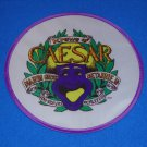 KREWE OF CAESAR NEW ORLEANS MARDI GRAS MASK FRISBEE VENI VIDI VICI FLYING DISC