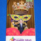 *BRAND NEW* 2016 NEW ORLEANS MARDI GRAS PARADE ROUTES MAPS & SCHEDULES SOUVENIR