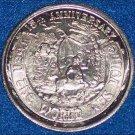 CENTAUR DRAGON AUTHENTIC NEW ORLEANS MARDI GRAS DOUBLOON COIN TOKEN