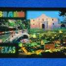 *BRAND NEW* PRETTY SAN ANTONIO TEXAS UNUSED POSTCARD ALAMO RIVERWALK BOAT CRUISE