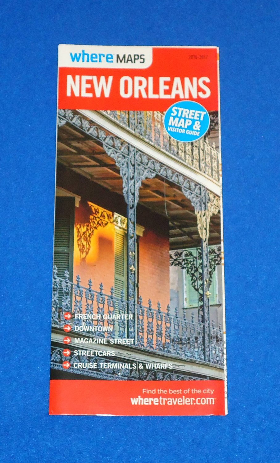 New 2016 17 new orleans where map visitor 39 s guide for Magazine street new orleans shopping guide