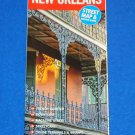 *NEW* 2016-17 NEW ORLEANS WHERE MAP & VISITOR'S GUIDE: EXCELLENT REFERENCE GUIDE