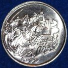 HAPPILY EVER AFTER NEW ORLEANS MARDI GRAS DOUBLOON CASTLE KNIGHT PRINCESS HORSE