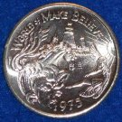 WORLD OF MAKE BELIEVE NEW ORLEANS MARDI GRAS DOUBLOON TOKEN HORSE FAIRY CASTLE