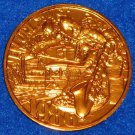 SENSATIONAL NEW ORLEANS WE LOVE YOU MARDI GRAS DOUBLOON STREETCAR JAZZ RIVERBOAT