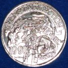 MEN OF DISTINCTION NOLA MARDI GRAS DOUBLOON ALBERT EINSTEIN WRIGHT BROTHERS