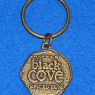 *BRAND NEW* BEAUTIFUL X-ISLE BLACK COVE KEYCHAIN SPICED RUM PIRATE'S SHIP METAL