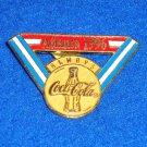 COOL ATLANTA 1996 OLYMPICS COCA-COLA SOFT DRINK PIN *GREAT OLYMPICS TRADING PIN*