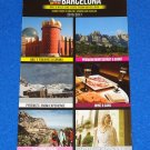BRAND NEW FASCINATING TOURS FROM BARCELONA BROCHURE CATALUNYA BUSTURISTIC SPAIN