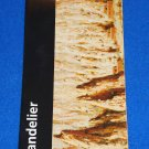 BRAND NEW BANDELIER NATIONAL MONUMENT NEW MEXICO BROCHURE NATIONAL PARK SERVICE