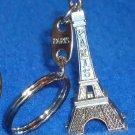 INCREDIBLE EIFFEL TOWER KEYCHAIN PARIS FRANCE LANDMARK 1889 WORLDS FAIR ARCH