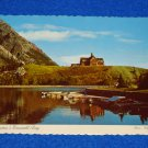 VINTAGE WATERTON LAKES NATIONAL PARK CANADA POSTCARD EMERALD BAY MT. CRANDELL
