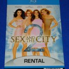 COOL SEX AND THE CITY 2 MOVIE PLACARD SARAH JESSICA PARKER CATTRALL DAVIS NIXON
