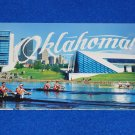 BRAND NEW 2015-16 OFFICIAL OKLAHOMA STATE MAP GREAT REFERENCE CITY AREA MAPS