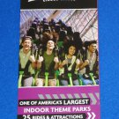 *NEW* LAS VEGAS CIRCUS CIRCUS ADVENTUREDOME INDOOR AMUSEMENT THEME PARK BROCHURE