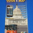 BRAND NEW SUPERB WASHINGTON DC MULTILINGUAL GUIDE & MAP EXCELLENT REFERENCE BOOK