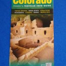 BRAND NEW COOL 2017 SOUTHWEST COLORADO MAP BROCHURE FEARN'S TRAVELER INFO GUIDE