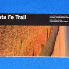 *NEW* SANTA FE NATIONAL HISTORIC TRAIL NEW MEXICO BROCHURE NATIONAL PARK SERVICE