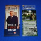 UNITED STATES PRESIDENT LYNDON B. JOHNSON PRESIDENTIAL LIBRARY AND PARK GUIDES