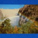 *BRAND NEW* OUTSTANDING HOOVER DAM POSTCARD COLORADO RIVER HERBERT HOOVER NEVADA