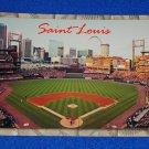 **BRAND NEW** UNUSED ST. LOUIS CARDINALS BUSCH STADIUM POSTCARD MLB GATEWAY ARCH