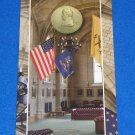 BRAND NEW CHARMING WEST POINT THAYER AWARD ROOM BROCHURE U.S. MILITARY ACADEMY