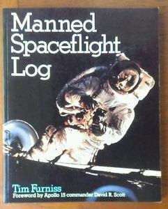 Manned Spaceflight -BEST OFFER!- Log Paperback, NASA
