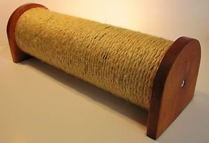 Horizontal sisal rope Cat Scratching Post 15� x 4 ½�