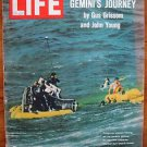 Life Magazine, April 2, 1965 - Gemini's splashdown NASA