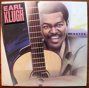 Earl Klugh - BEST OFFER- Key Notes LP - RECORD - ALBUM ST12405 US copy NM/NM