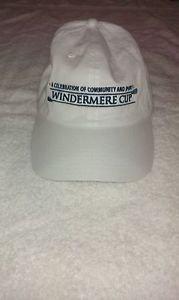 Windermere Embroidered Logo Baseball Hat / Cap
