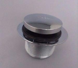 LDR 552 5108CP Toe Touch Drain, Chrome
