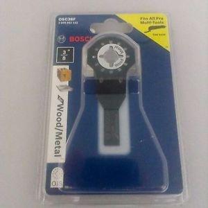 Bosch OSC38F 3/8-Inch by 1-1/4-Inch BIM Plunge Cut Blade
