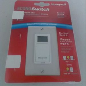 Honeywell RPLS530A 7-Day Programmable Timer Switch