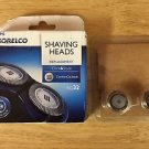 NEW PHILIPS NORELCO RQ32 REPLACEMENT HEADS COMFORT CUT HEADS CLICK & STYLE