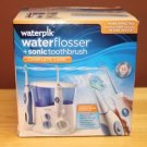 NEW WATERPIK WATERFLOSSER & SONIC TOOTHBRUSH  WP-900W COMPLETE CARE SYSTEM