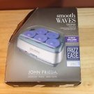 NEW JOHN FRIEDA SMOOTH WAVES 5 JUMBO HOT ROLLERS 2 IN FRIZZ EASE IONIC CURLS