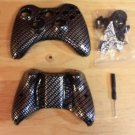NEW CEXECELLS WIRELESS CONTROLLER REPLACEMENT SHELL & BUTTON PARTS KIT-XBOX 360