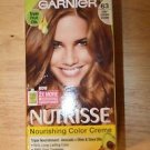 NEW GARNIER NUTRISSE NOURISHING COLOR CREME 63 LIGHT GOLDEN BROWN HAIR DYE STYLE