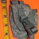 AUTHENTIC USAF ACU DIGITAL CAMO HANDGRENADE MOLLE POUCH 5x4 INCHES