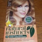 NEW CLAIROL NATURAL INSTINCTS 5 MEDIUM NATURAL BLONDE AMMONIA FREE HAIR COLOR
