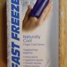 NEW FAST FREEZE NATURALLY COOL FINGER COLD SLEEVE ALWAYS SOFT WONT FREEZE PAIN